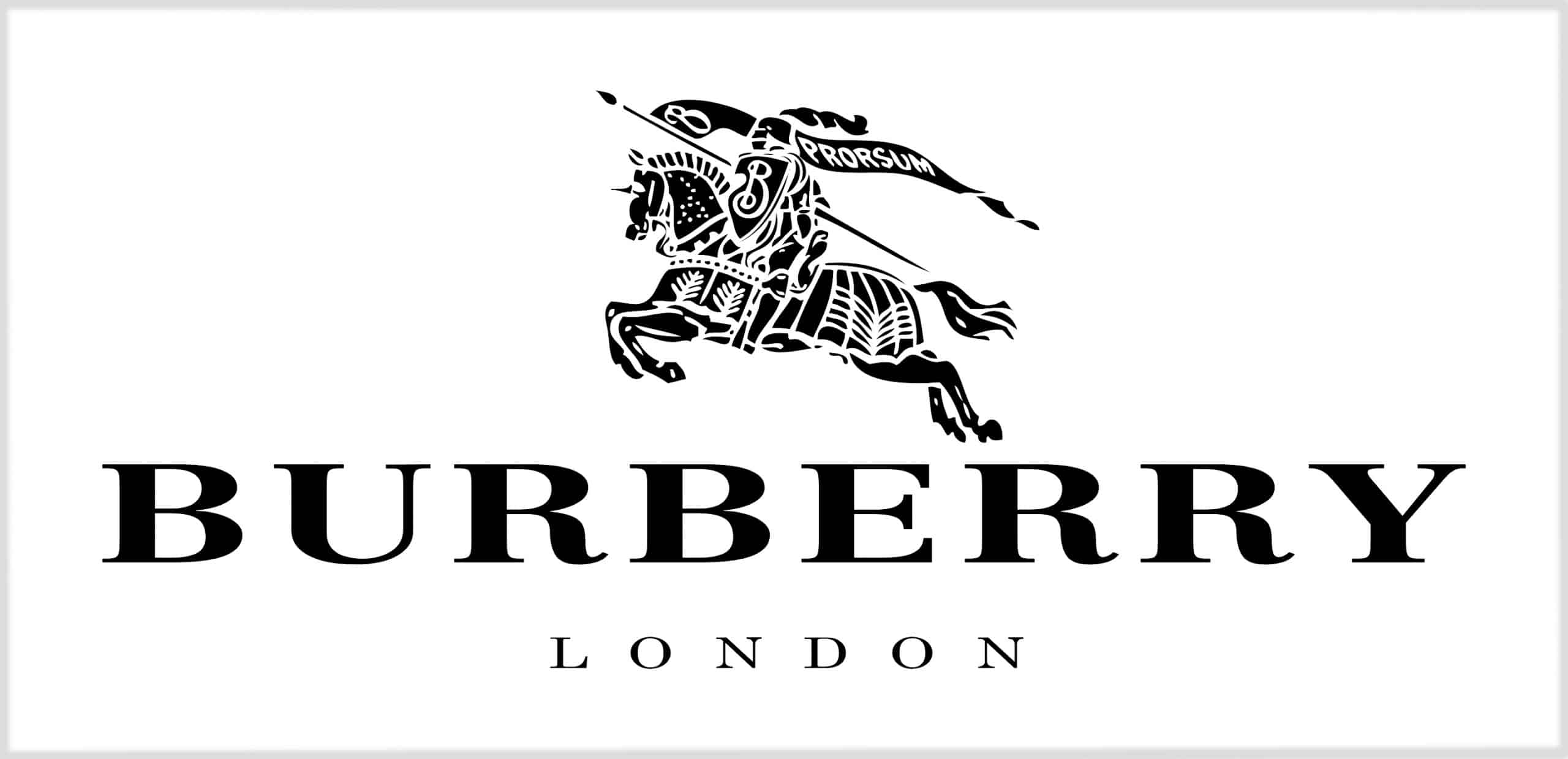 Burberry Original Logo 2