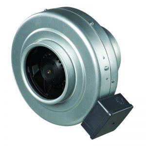 Bcc R Ventilador Para Conducto Circular De Rotor Externo