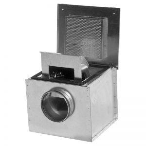 Cbmd Ri Ventilador De Rotor Externo Insonorizado