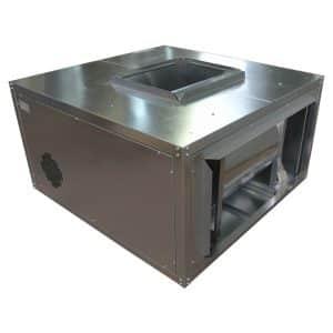 Cbxt D Caja De Ventilación Doble Oído 400ºc 2h