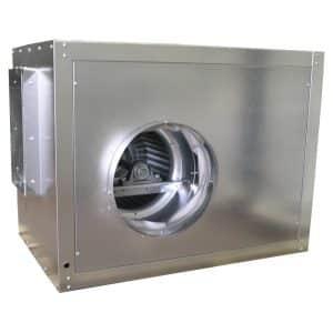 Cbxt Sa Caja De Ventilación A Transmisión De Simple Oído
