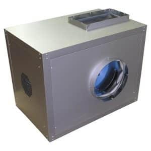 Cbxt Z Ventilador Simple Oído, Media Presión, Con Caja