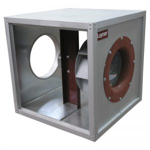Cxmub Caja De Ventilación Con Plug Fan 400ºc 2h